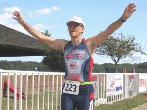Don Scarpero, triathlon coach